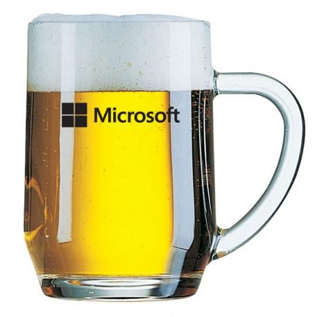 כוסות בירה ממותגות