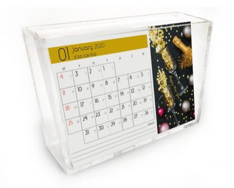 לוח שנה בקופסה