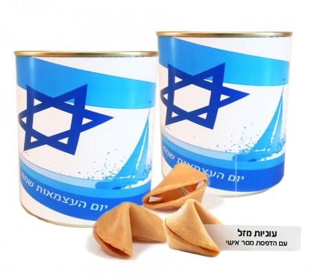 פחית ישראלית