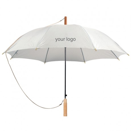 מטרייה ממותגת - 23 אינטש