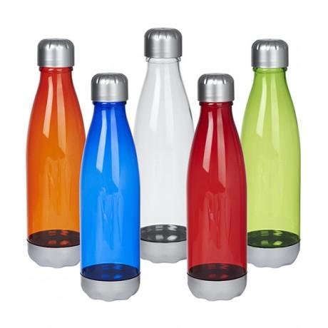 בקבוקים ממותגים
